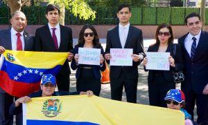 Estudiantes venezolanos en el exterior piden ayuda a la Comisión de Política Exterior de la AN