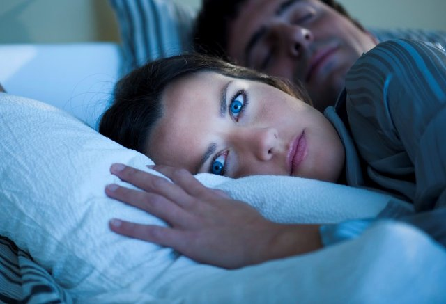 insomnia dormir sueño