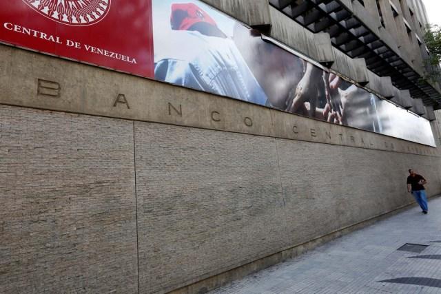 banco central de venezuela bcv