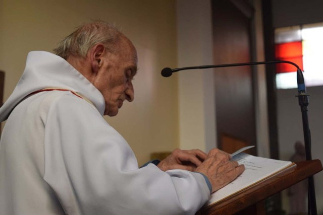 An undated photo shows French priest, Father Jacques Hamel of the parish of Saint-Etienne. Hamel was killed, and another person was seriously wounded after two assailants took five people hostage in the church at Saint-Etienne-du-Rouvray near Rouen in Normandy, France, July 26, 2016 in an attack on a church that was carried out by assailants linked to Islamic State.     Photo Courtesy of Parish of Saint-Etienne via Reuters    NO SALES. NO ARCHIVES. FOR EDITORIAL USE ONLY. NOT FOR SALE FOR MARKETING OR ADVERTISING CAMPAIGNS. THIS IMAGE HAS BEEN SUPPLIED BY A THIRD PARTY. IT IS DISTRIBUTED BY REUTERS AS A SERVICE TO CLIENTS.