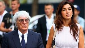 Bernie Ecclestone fue padre a los 89 años