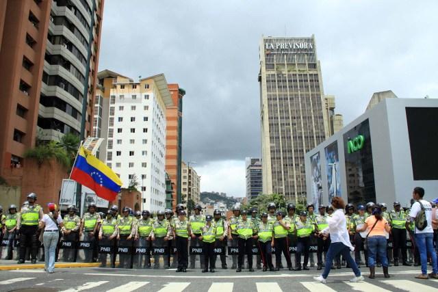 Avenida Libertado marcha 27