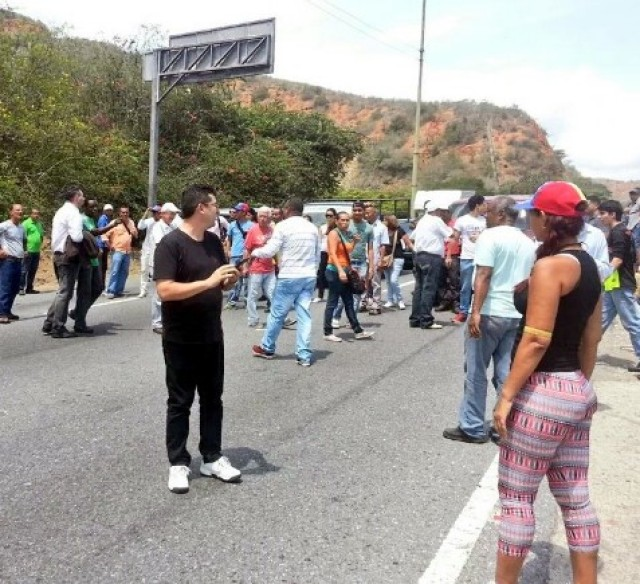 Autopista Caracas -La Guaira