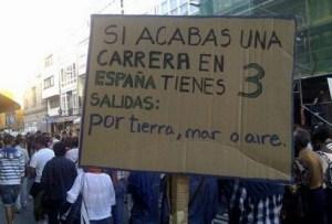 Españoles que emigraron por la crisis vuelven a su país