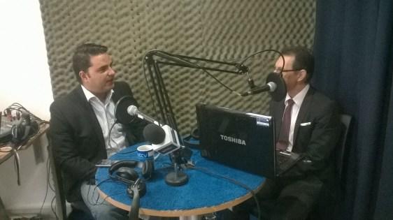 Alcalde Bejuma entrevista WTC Radio