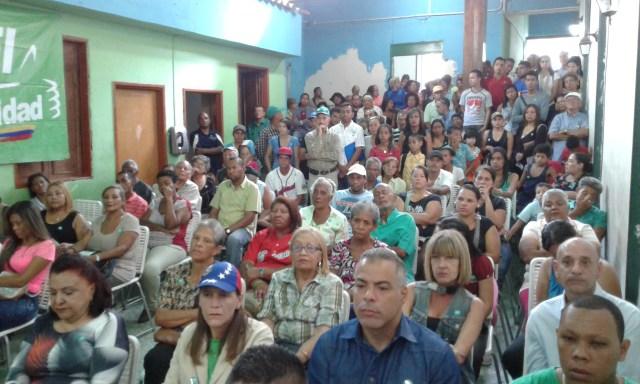 Juramentacion Municipio Sucre