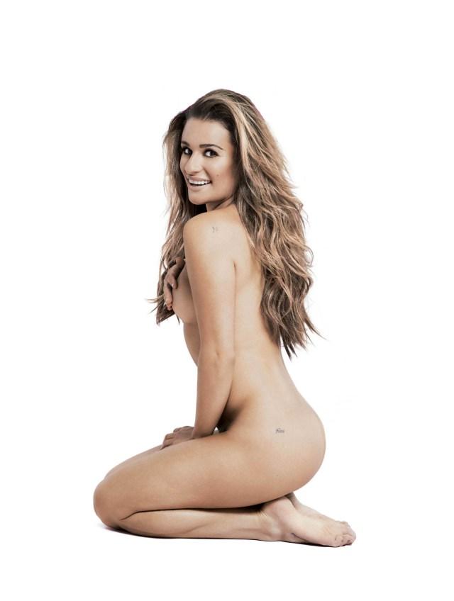Lea Michele - Womens Health (5)