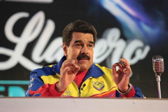 maduro-presidencialven