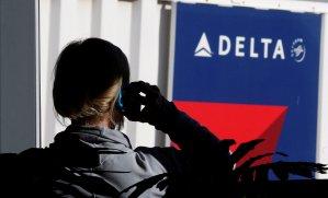 Delta cancela otros 150 vuelos en EEUU por tormentas