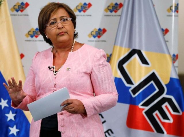 Tibisay Lucena / Foto: Reuters