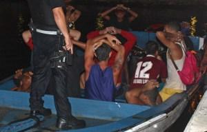Continúa en deterioro situación de los venezolanos detenidos en Curazao