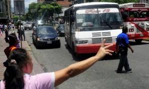 Denunciaron que transportistas de Maracaibo fijan el pasaje urbano a su antojo
