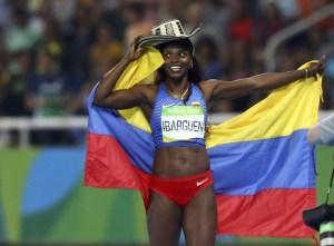 Caterine Ibargüen, la gran rival de Yulimar Rojas, pone fin a su carrera
