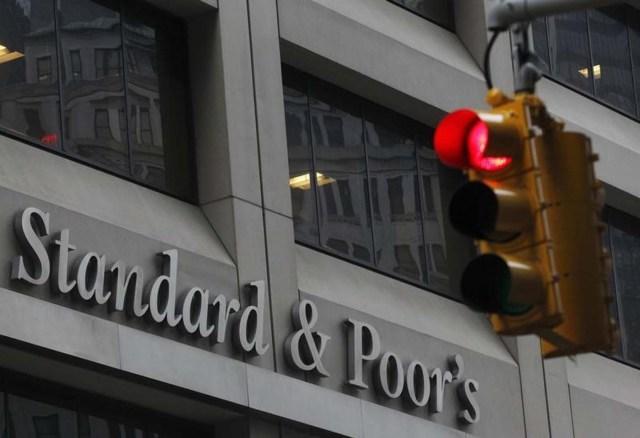 Una fotografía muestra el edificio de Standard & Poor 's en el distrito financiero de Nueva York, tomada el 5 de febrero de 2013. REUTERS/Brendan McDermid