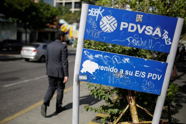 pdvsa petroleo reuters
