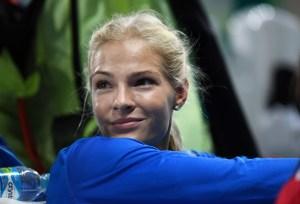 Novias olímpicas presenta: La polémica y hermosa Klíshina (+ fotos eróticas del pasado)