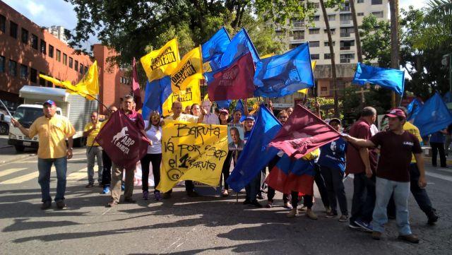 Foto:  Alianza Bravo Pueblo