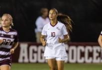Criolla Deyna Castellanos se lució con dos golazos en la victoria del FSU (Video)