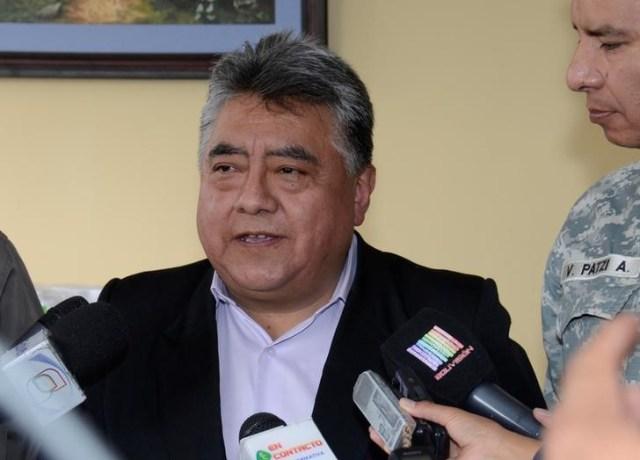 El viceministro boliviano Rodolfo Illanes en una imagen sin fechar suministrada por la Presidencia boliviana