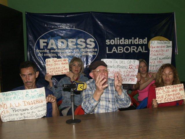 Foto: Prensa de Solidaridad