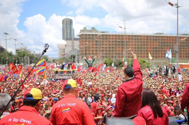 MaduroAvenidaBolivar01SEP2016