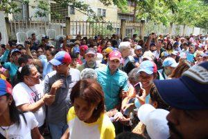 Capriles: Maduro tuvo un contacto con la realidad en Villa Rosa