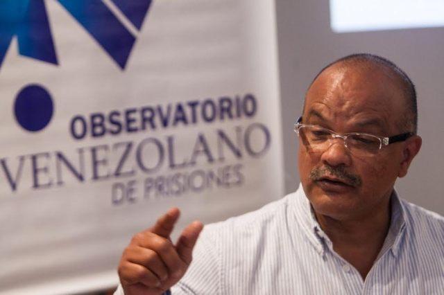 Humberto Prado, director de la OVP