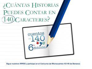 .@Banesco realiza sexta edición del Concurso de Microcuentos #C140