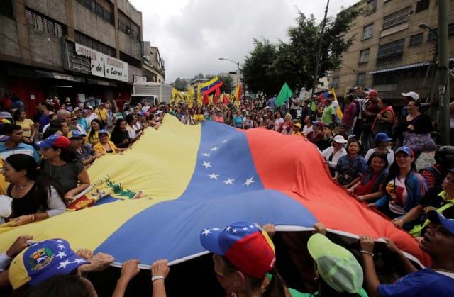 oposicion marcha