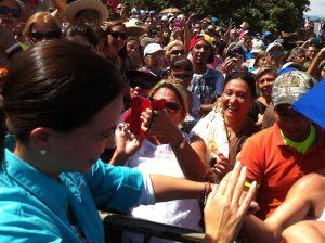 MCM: La salida del régimen es Villa Rosa, pero en toda Venezuela