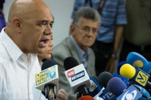 Ramos Allup convoca al #16SLaCumbreDelPueblo contra el hambre y por el revocatorio