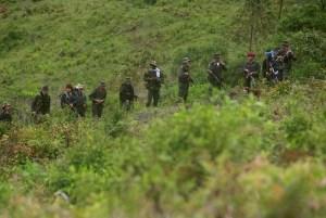 Más de cuatro mil desplazados por amenazas de grupos armados en Colombia