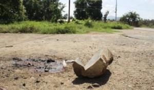 Poblada mató a presunto asesino de obrero en Anzoátegui