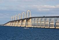 Morandi, creador del puente que cayó en Génova, diseñó el puente del lago de Maracaibo