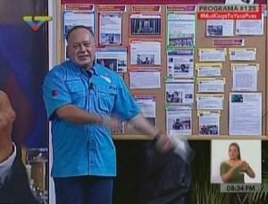 """¿Diosdado desvariando?… """"de aquí no se va nadie… ¿hay alguien obligado aquí?"""" (Video)"""