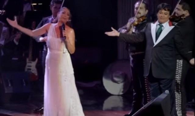 Juan Gabriel e Isabel Pantoja 1