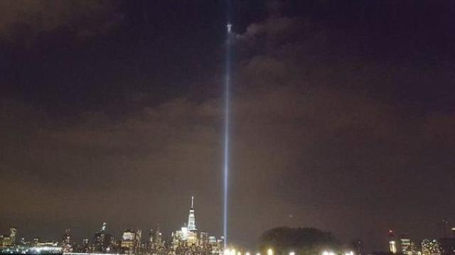 La imagen tomada por Richard McCormick de Nueva Jersey