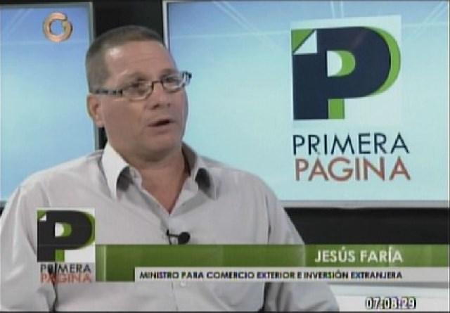 Jesús Faría