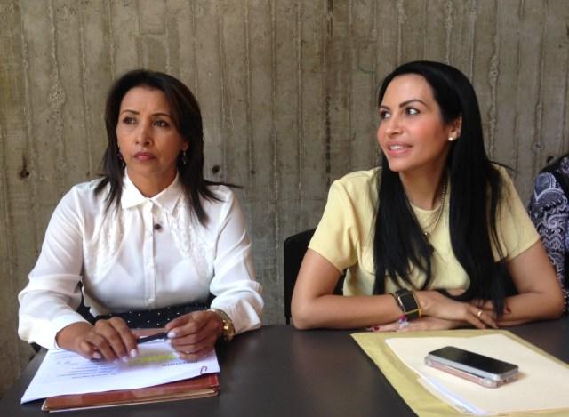 Yajaira Forero y Delsa Solorzano 20180923