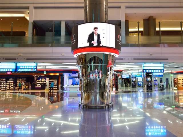 Con 78.010.265 pasajeros, la ciudad de Dubái, en Emiratos Árabes Unidos, tiene a uno de los terminales aéreos por donde más transitan en el mundo. El lugar ofrece 199 vuelos semanales.
