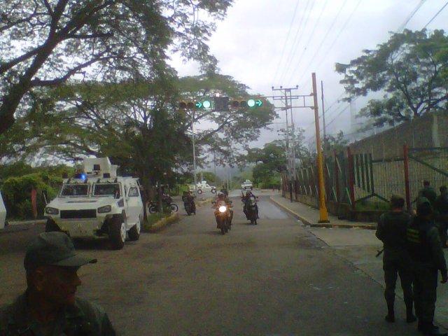 Penitenciaría General de Venezuela (referencial)