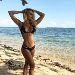 Si te paseas por el Instagram de Marissa quedarás todo pecaminoso (conejita fitness + re-pechugona)