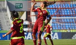 Deyna Castellanos liderará a la Vinotinto femenina en los Juegos Centroamericanos