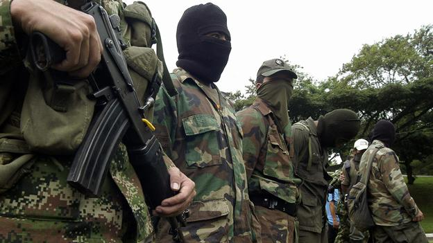 FARC. Foto archivo