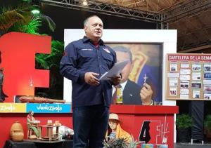 48ebb38b984a1 Diosdado sobre serie de Hugo Chávez  Lo quieren poner como un bárbaro