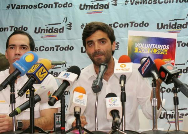 Foto: Juan Andrés Mejía / Nota de prensa