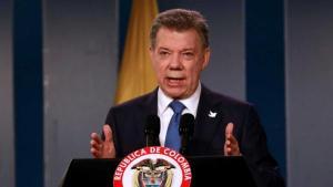 Presidente Santos pide al Congreso y a su sucesor Iván Duque cuidar la paz de Colombia