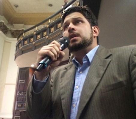 Julio Cesar Moreno AN