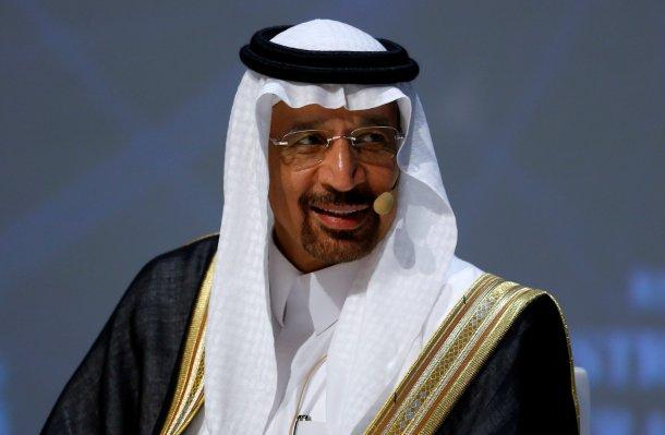 Foto: Primer Ministro de Arabia Saudita, Khalid al-Falih / Reuters