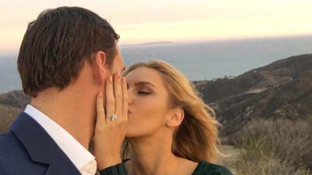 Ryan Lochte y Kayla Rae Reid, enamoradísimos (Instagram)